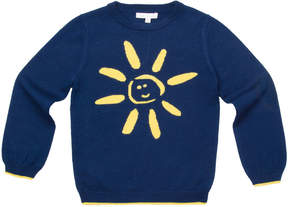 Marie Chantal Boys Ray of Sunshine Jumper