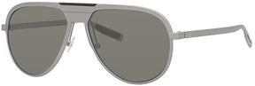 Safilo USA Dior Homme AL 13.6/S Aviator Sunglasses