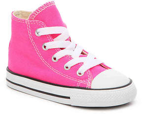 Converse Girls Chuck Taylor All Star Seasonal Infant & Toddler High