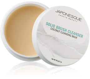 Japonesque Solid Brush Cleanser Coconut Scent