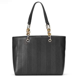 Apt. 9 Jade Perforated Tote