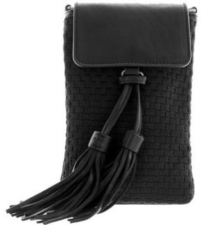 Women's Bernie Mev BM40 Cellphone Crossbody Tassle Bag