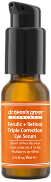 DR DENNIS GROSS Ferulic + Retinol Triple Correction Eye Serum
