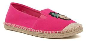 Mia Pineapple Slip-On Espadrille (Little Kid & Big Kid)