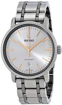 Rado DiaMaster XL Silver Dial Automatic Men's Watch