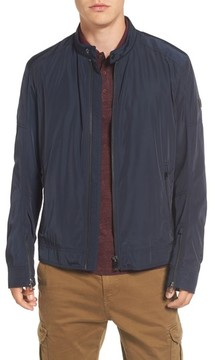 BOSS ORANGE Men's Olawton Moto Jacket