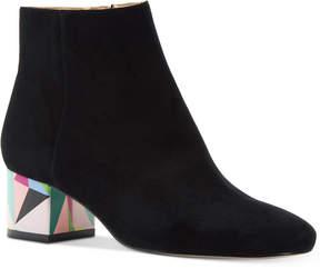 Katy Perry Farrar Block-Heel Booties Women's Shoes
