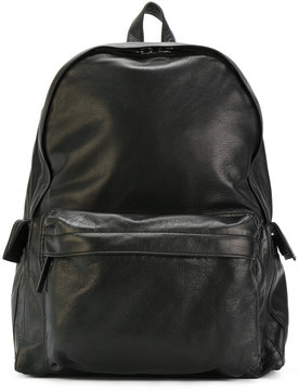 Ann Demeulemeester flap pocket backpack