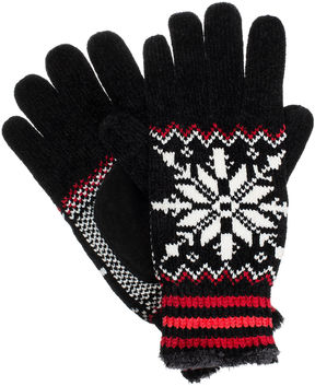 Isotoner Rayon Chenille Knit Glove
