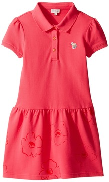Paul Smith Fuchsia Polo Dress Girl's Dress