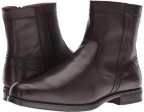 Florsheim Midtown Plain Toe Zip Boot Men's Dress Zip Boots
