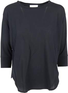 Zanone Wide Neck T-shirt