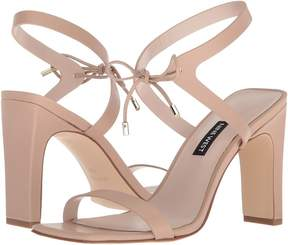 Nine West Longitano Heel Sandal Women's Shoes