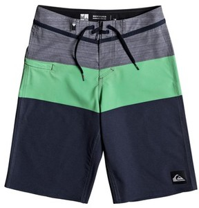 Quiksilver Boy's Everyday Blocked Vee Board Shorts
