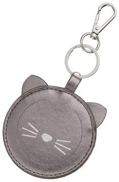 Mudd® Cat Flip Mirror Key Chain