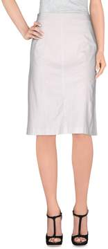 Barena Knee length skirts