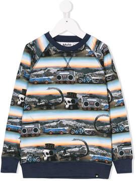 Molo printed sweatshirt