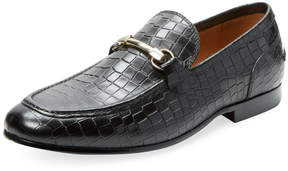 Saks Fifth Avenue Men's Bit New Loafer