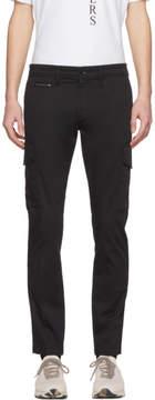 Diesel Black Chi-Thommer Cargo Pants