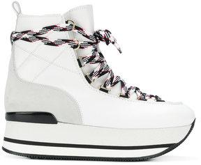 Hogan Tronchetto Mountain boots