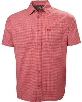 Helly Hansen Domar Short Sleeve Shirt (Men's)