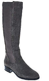 Halston H by Gored Tall Shaft Boots - Naomi
