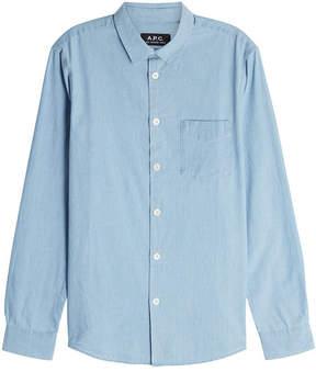 A.P.C. Chambray Shirt