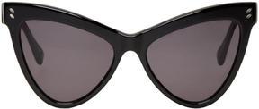 Stella McCartney Black Cat Eye Sunglasses