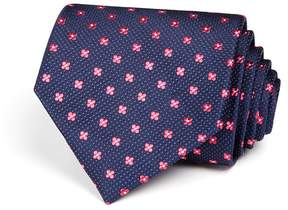 Bloomingdale's The Men's Store at Small Florette Wide Tie - 100% Exclusive