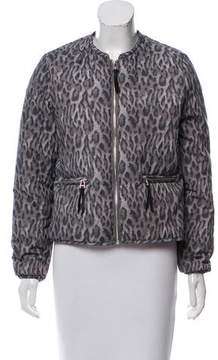 Generation Love Printed Zip-Up Jacket