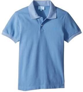 Lanvin Kids Basic Polo Boy's Clothing