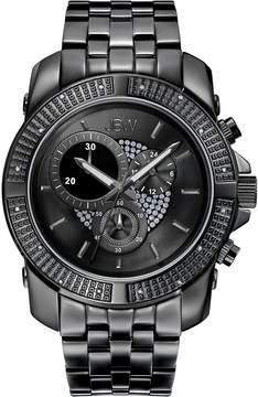 JBW Men's Warren Ionic-Plated Watch, 48mm