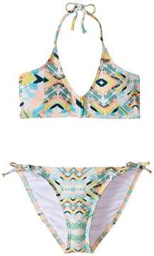 O Cabo Top Bikini (Little Kids/Big Kids)