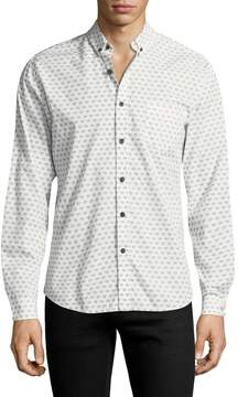 Life After Denim Men's Sawtelle Cotton Sportshirt