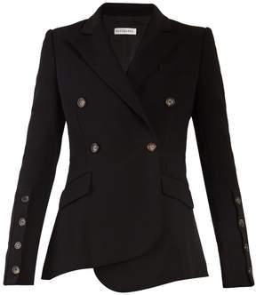 Altuzarra Wall double-breasted crepe jacket