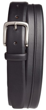 Cole Haan Men's Pinched Seam Leather Belt