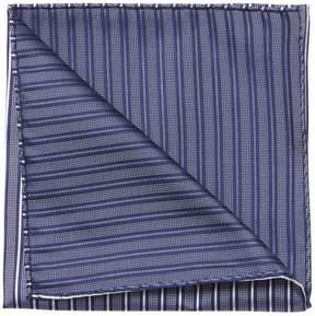 Armani Collezioni Men's Patterned Silk Handkerchief