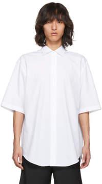 Acne Studios White Alkany Shirt