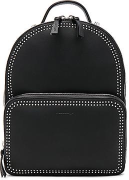 Mackage Brook Backpack in Black.