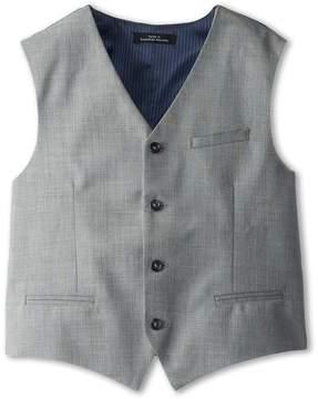 Calvin Klein Kids - Sharkskin w/ Deco Vest Boy's Vest