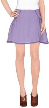 Bea Yuk Mui Knee length skirts