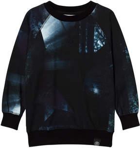 Molo Twilight Mood Print Romeo Sweatshirt
