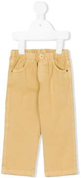 Il Gufo elasticated waistband chinos