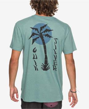 Quiksilver Men's No Stringer Graphic T-Shirt