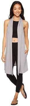 Lucy Calm Heart Wrap Vest Women's Vest