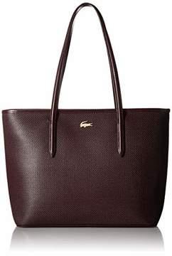 Lacoste Women's Chantaco Medium Zip Shopping Bag