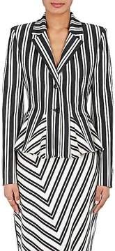 Altuzarra Women's Clary Wool-Blend Two-Button Jacket