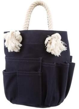 Clare Vivier Canvas Handle Bag