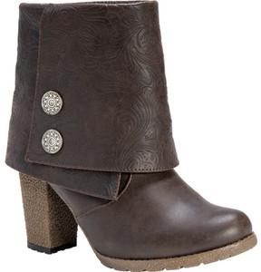Muk Luks Chris Spat Boot (Women's)