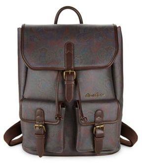 Robert Graham Mohawk Railway Paisley Backpack
